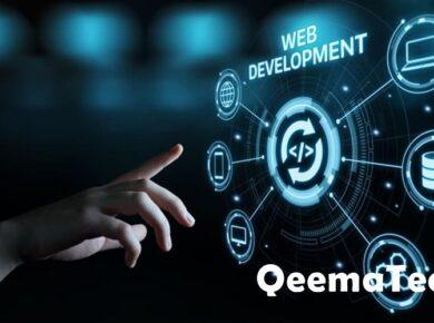 خدمة تطوير المواقع