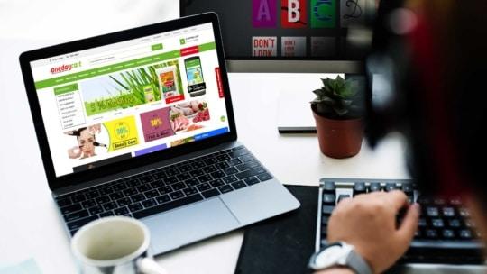 شركة تصميم مواقع إلكترونية