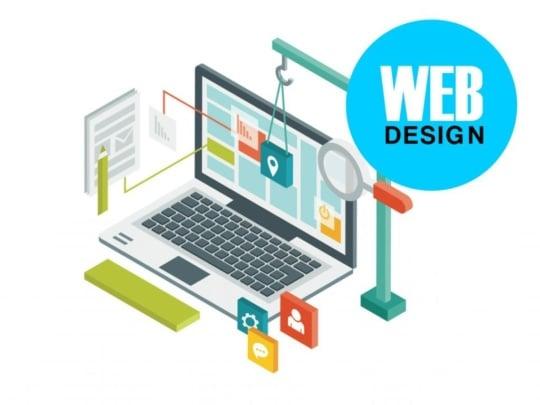 تصميم موقع إلكتروني للشركات والأعمال