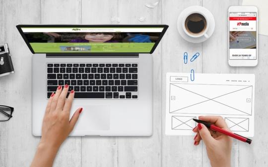 شركة قيمة تك لتصميم المواقع على الإنترنت