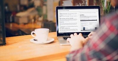 طرق إنشاء موقع إلكتروني