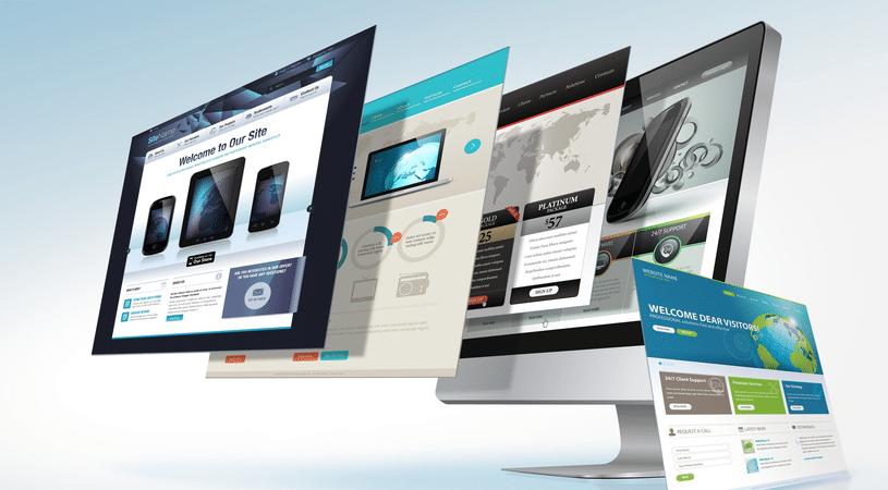 التكلفة الخاصة بتصميم موقع على الإنترنت داخل مصر