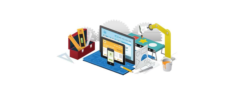 شركة تصميم مواقع على الإنترنت