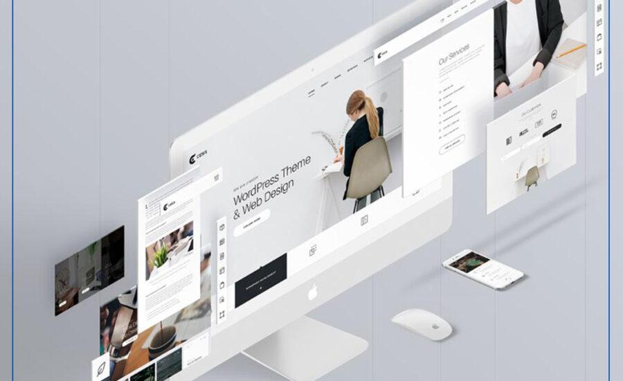 شركات تصميم ويب سايتweb site design company