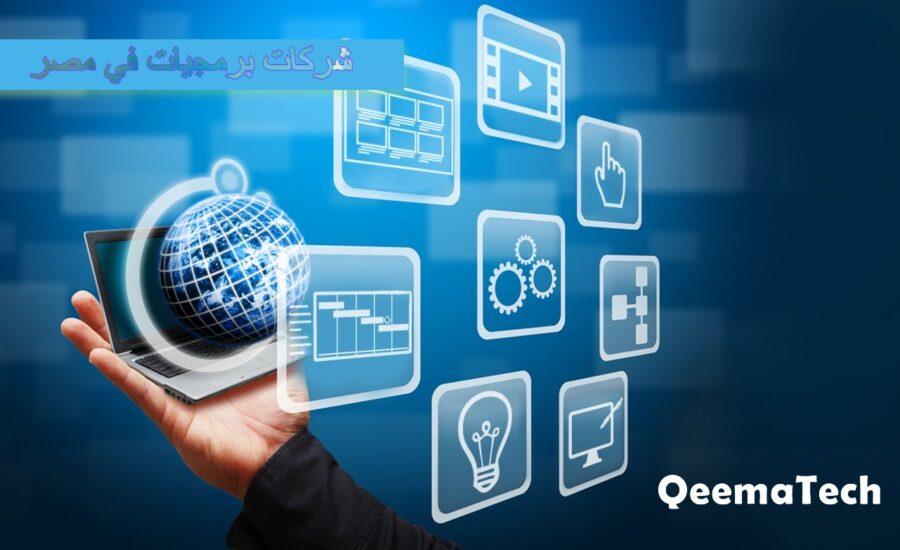 شركات برمجيات في مصر