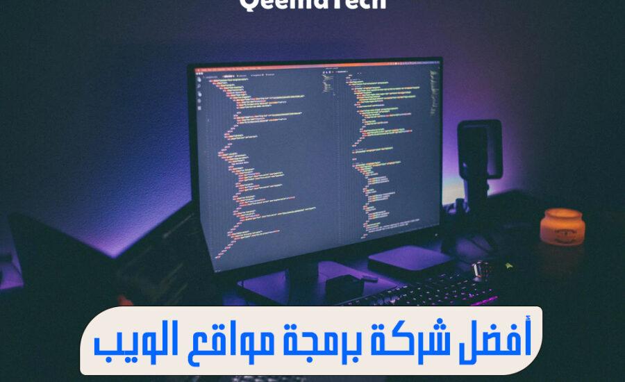 أفضل شركات برمجة مواقع في مصر
