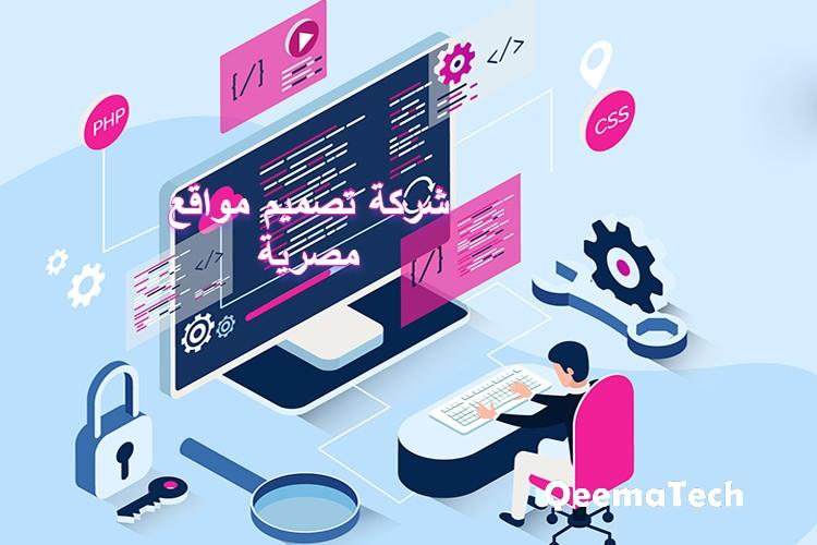 شركة تصميم مواقع مصرية