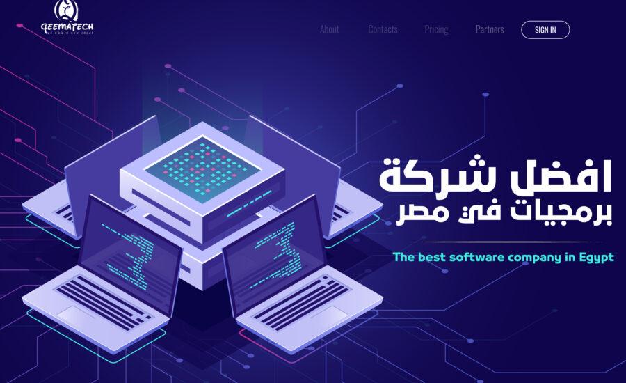 افضل شركة برمجيات في مصر